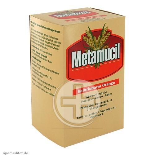 Procter & Gamble GmbH METAMUCIL Orange kalorienarm Pulver 00067286