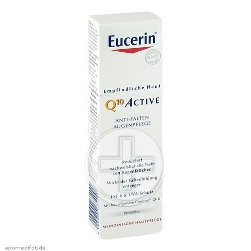 Beiersdorf AG Eucerin EUCERIN EGH Q10 Active Augencreme 00180976