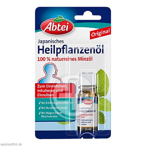 Omega Pharma Deutschland GmbH ABTEI Japanisches Heilpflanzenöl 01641505