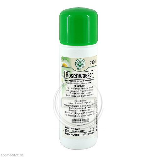 Resana GmbH NATURKOSMETIK f.empf.Haut Rosenwasser 02419967
