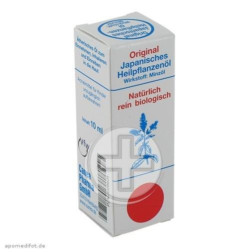 Pharma Peter GmbH JAPANISCHES Heilpflanzenöl original 03028625
