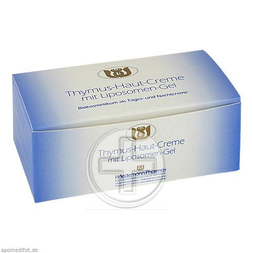 Wiedemann Pharma GmbH THYMUS HAUTCREME m.Liposom.2x15 ml Gel+Creme 04344529