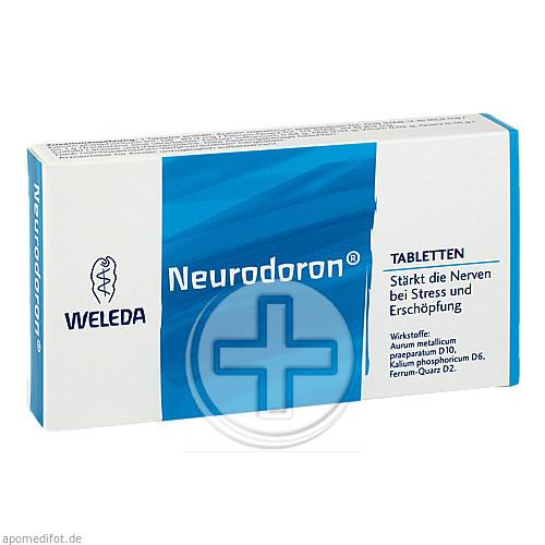 WELEDA AG NEURODORON Tabletten 06059276