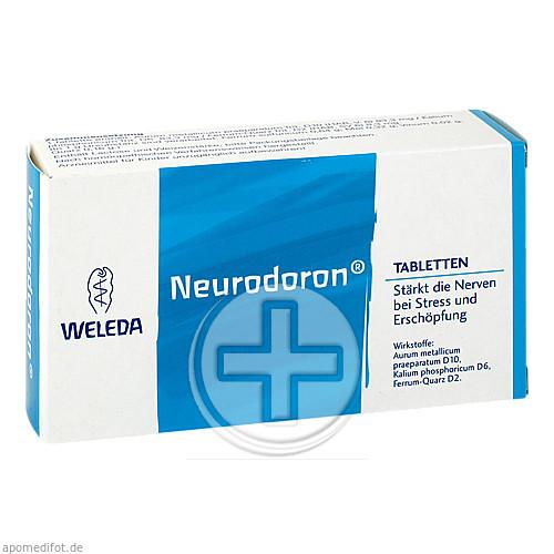 WELEDA AG NEURODORON Tabletten 06059282
