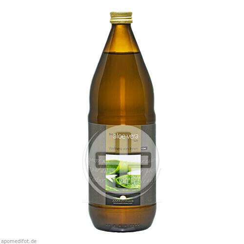 AMAZONAS Naturprodukte Handels GmbH ALOE VERA SAFT Bio 100% 09226556