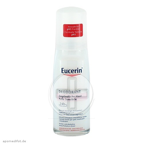 Beiersdorf AG Eucerin EUCERIN Deodorant Spray 24h 09289462