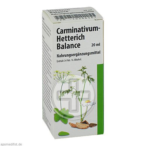 Teofarma s.r.l. CARMINATIVUM Hetterich Balance Tropfen z.Einnehmen 10346567