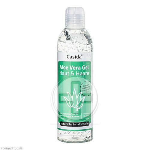 Casida GmbH & Co. KG ALOE VERA GEL 99% Pur Haut & Haare 16573212