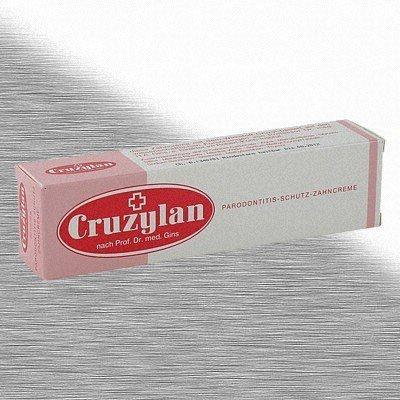 PRIMUS BEIER & CO. GmbH &CO.KG CRUZYLAN med. Zahnpasta 00250317