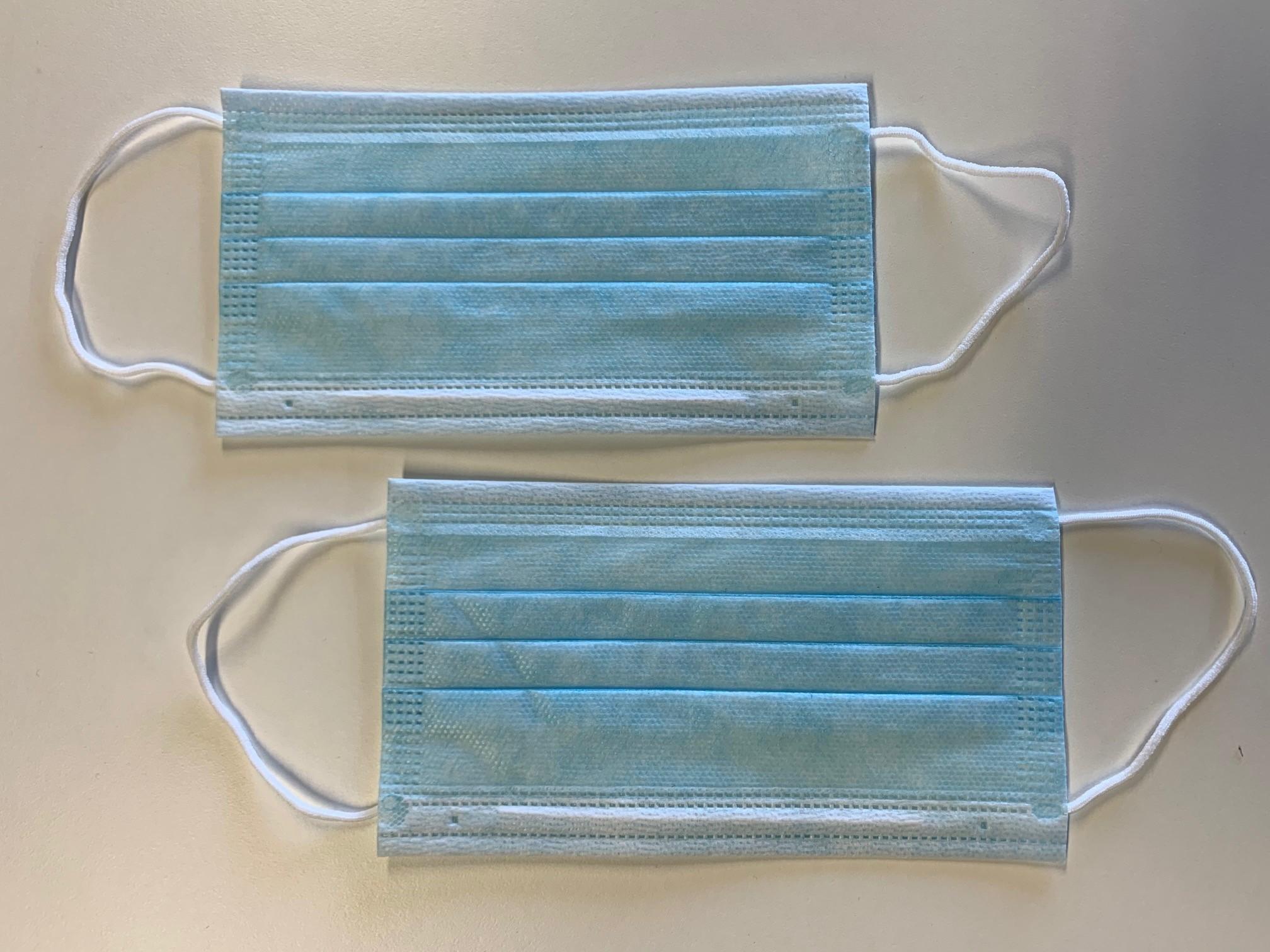 China Mund-Nasen-Maske (Standard) 2er Pack 08007266