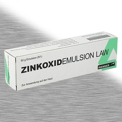 RIEMSER Pharma GmbH ZINKOXID Emulsion LAW 04909167